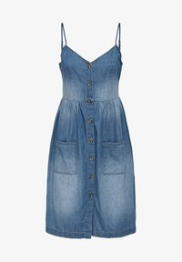 JDY - Robe en jean - medium blue denim - 4