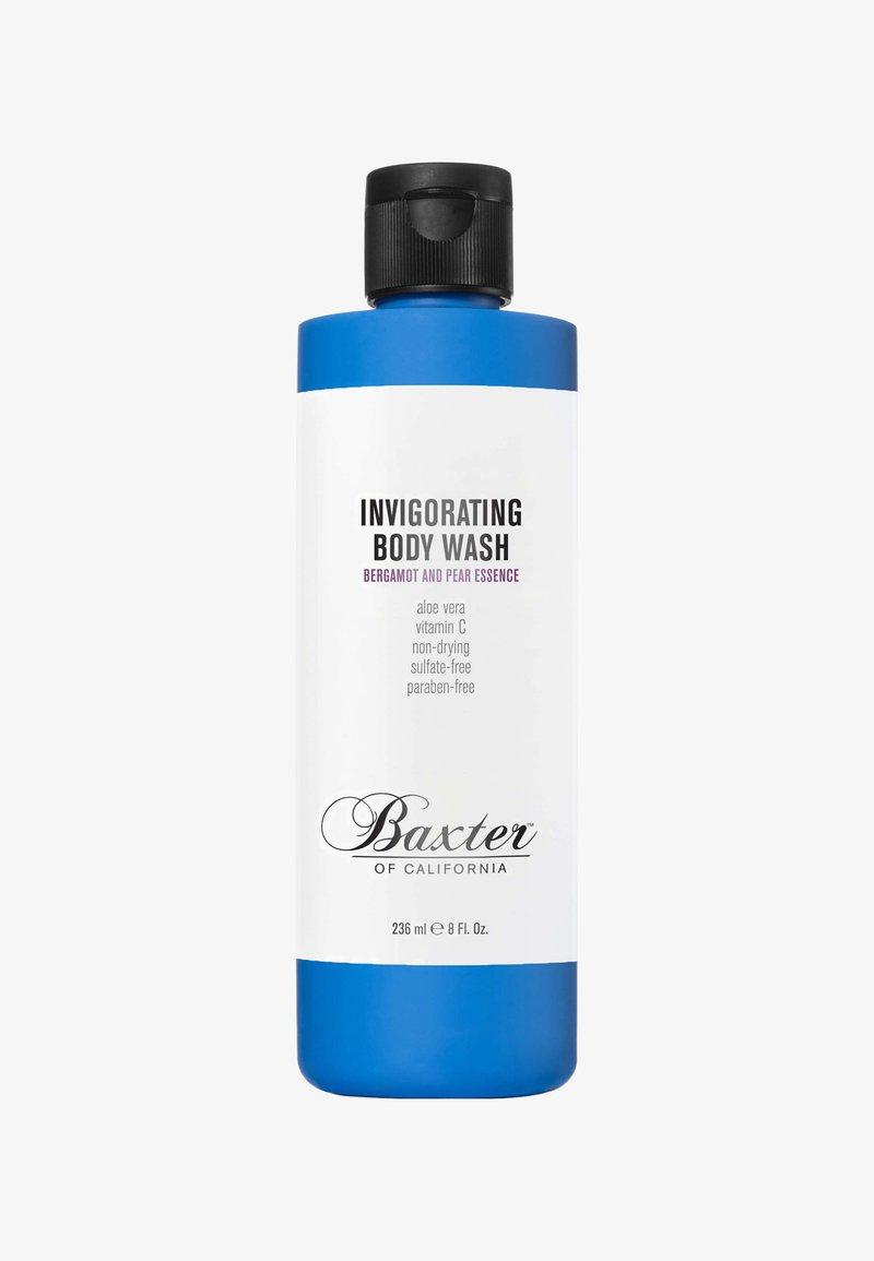 Baxter of California - INVIGORATING BODY WASH 236ML - Shower gel - blue bergamot and pear essence