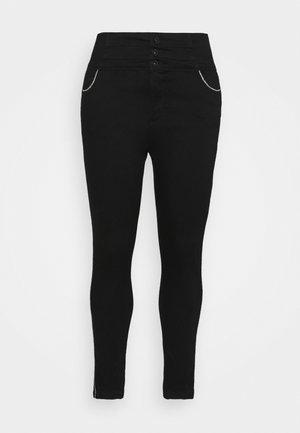 EMBELISHED  - Jeans slim fit - black