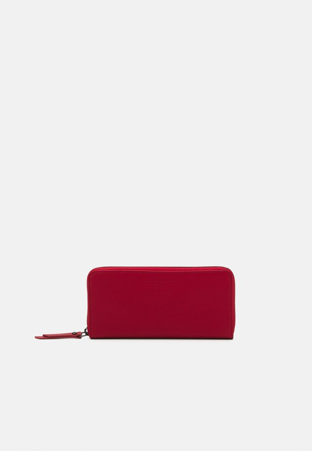 CARTER SALLY WALLET LARGE - Lommebok - red pepper