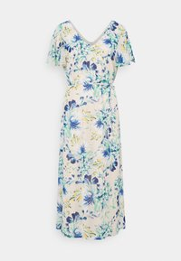 Vero Moda Tall - VMJASMINE CALF DRESS - Day dress - birch/jasmine - 0