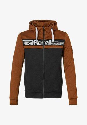 Waves-R - Ski jacket - braun