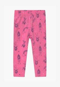 GAP - TODDLER GIRL - Leggings - Trousers - pink - 0