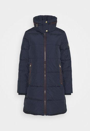 IRIDESCENT  - Down coat - dark navy