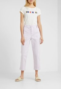 J.CREW - Jeans Skinny Fit - misty orchid - 0