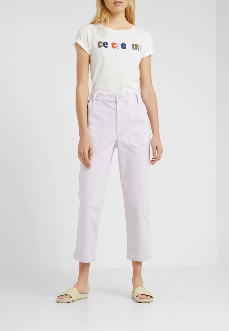 J.CREW - Jeans Skinny Fit - misty orchid