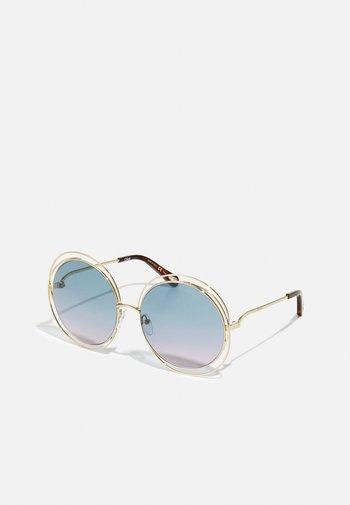 Okulary przeciwsłoneczne - gold-colouredblue