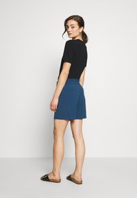 ONLY - ONLSAGE RUNA LIFE  STRIPE   - Shorts - insignia blue - 2