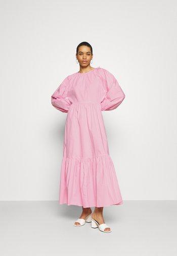 DOMO DRESS - Maxi dress - pink