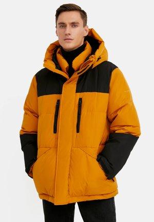 Down coat - sienna