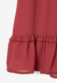 Name it - Day dress - earth red - 2