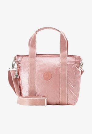 ASSENI - Handbag - metallic rust