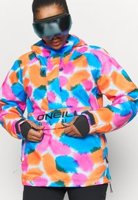 O'Neill - ORIGINALS ANORAK - Snowboardjacke - blue/red - 3