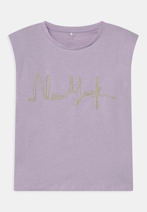 NKFDYA - Top - lilac