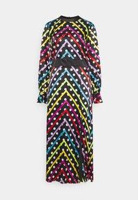 Olivia Rubin - MARLEY DRESS - Maxi šaty - black/multi-coloured - 5