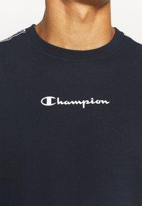 Champion - CREWNECK - Sweatshirt - dark blue - 4
