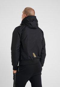 EA7 Emporio Armani - JACKET - Summer jacket - black - 2