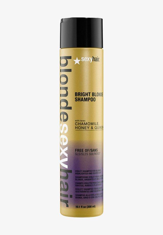 SHAMPOO BRIGHT BLONDE - Shampoo - -