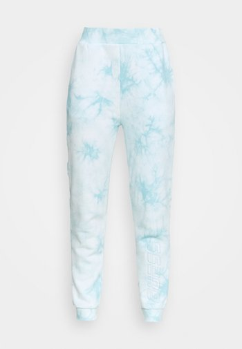 PANT - Tracksuit bottoms - light blue
