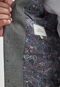 Next - Suit waistcoat - mottled grey - 4