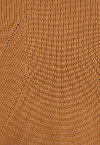 ARKET - OLIVIA FRILL JUMPER - Maglione - brown medium dusty - 2