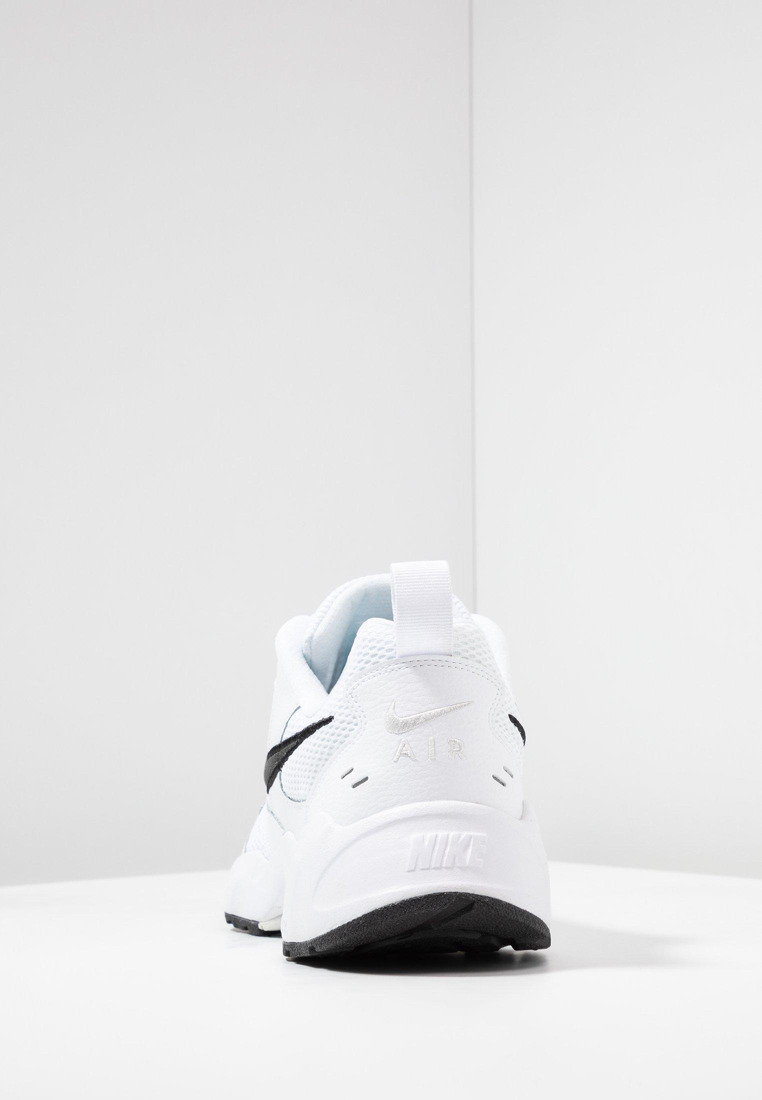 AIR HEIGHTS Sneaker low whiteblackplatinum tint