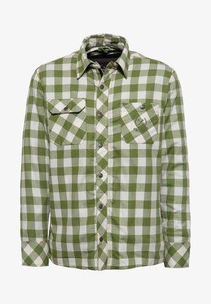 Overhemd - hellgrün