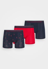 Polo Ralph Lauren - 3 PACK - Pants - red - 4