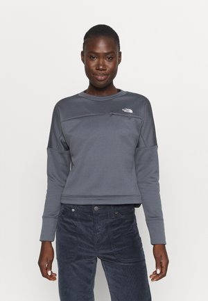 HIKESTELLER VANADIS - Fleece jumper - vanadis grey