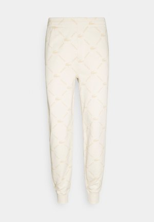 UNISEX - Tracksuit bottoms - naturel clair/viennese
