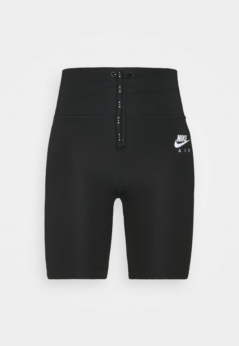 Nike Performance - AIR SHORT - Medias - black/reflective silver