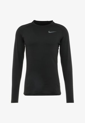 Sports shirt - black/black/dark grey