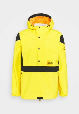 BLIZZARD+WATERLINE 2.0 - Outdoorjas - burly yellow/black/glowing orange