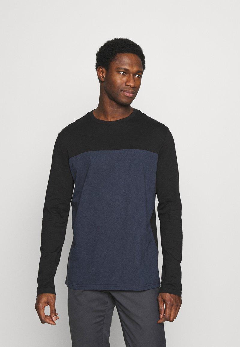 Pier One - Långärmad tröja - black