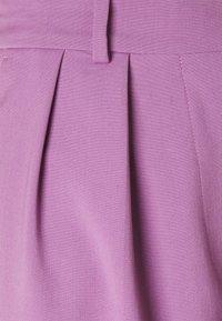 ARKET - Trousers - purple - 2