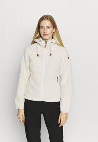 Icepeak - VIAREGGIO - Fleece jacket - natural white - 0