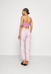 Etam - NOLIA PANTALON - Pantaloni del pigiama - rose - 2