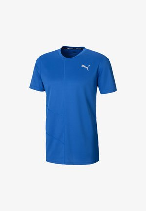 Print T-shirt - puma royal