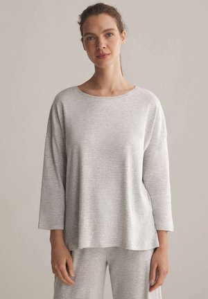 Pyjama top - light grey