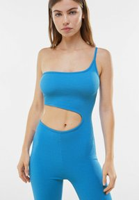 Bershka - Jumpsuit - blue - 3