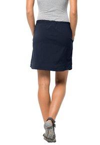 Jack Wolfskin - DESERT - Sports skirt - night blue - 1