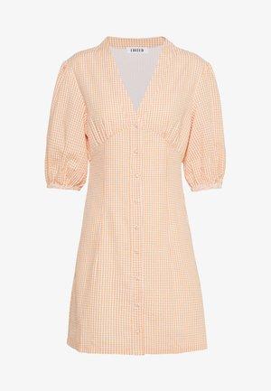 MADLENA DRESS - Day dress - apricot