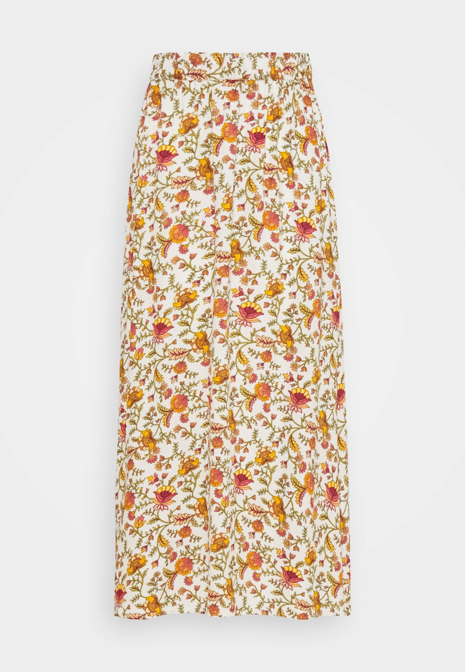Women ONLBELLIS MID CALF SKIRT - A-line skirt