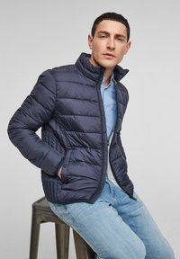 Q/S designed by - Light jacket - navy - 5