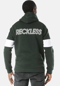 Young and Reckless - Hoodie - green - 1
