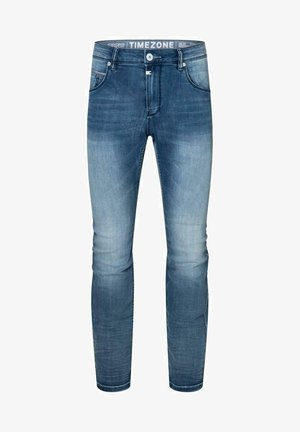 Slim fit jeans - antique blue wash