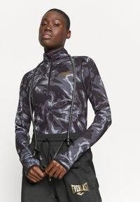 Everlast - Long sleeved top - black - 4