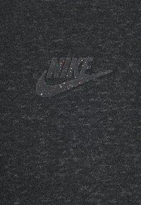 Nike Sportswear - HOODIE - Bluza z kapturem - black/smoke grey - 5