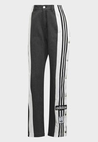 adidas Originals - Dry Clean Only xDENIM ADIBREAK - Flared jeans - black - 5
