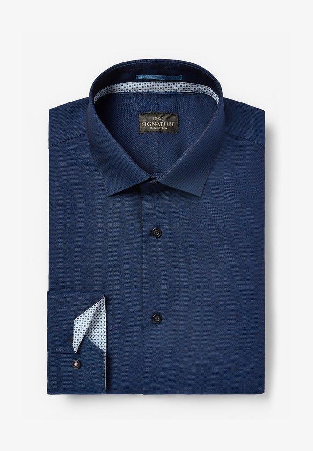 SIGNATURE - Formální košile - blue